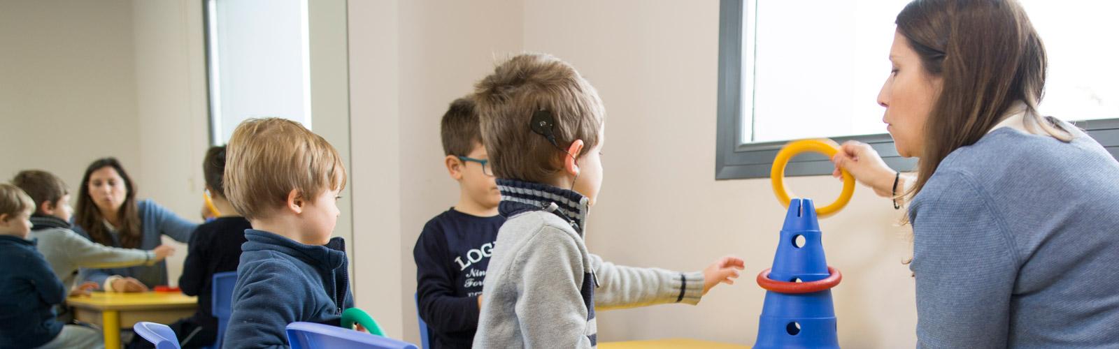Centro de atención infantil temprana (CAIT)