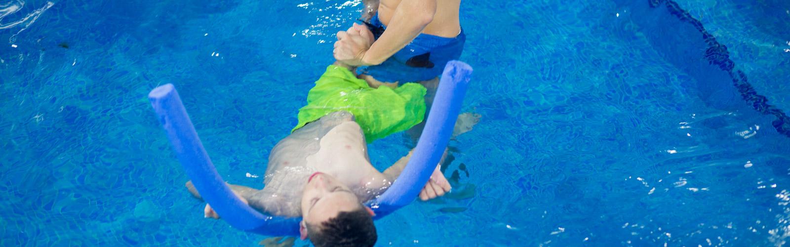 Fisioterapia y actividades acuáticas