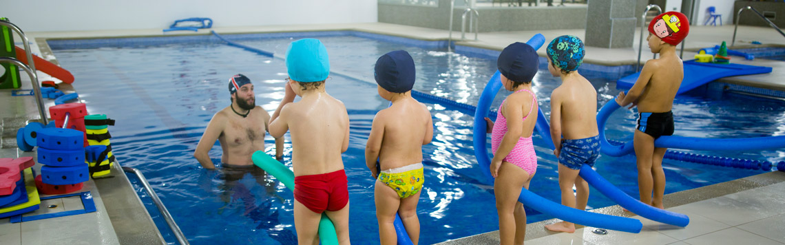 Fisioterapia y actividades acuáticas, Centro CPM