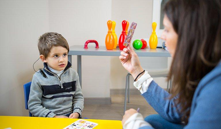Centro de atención temprana en Espartinas, Huelva