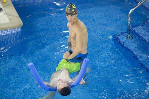Beneficios de la fisioterapia acuática