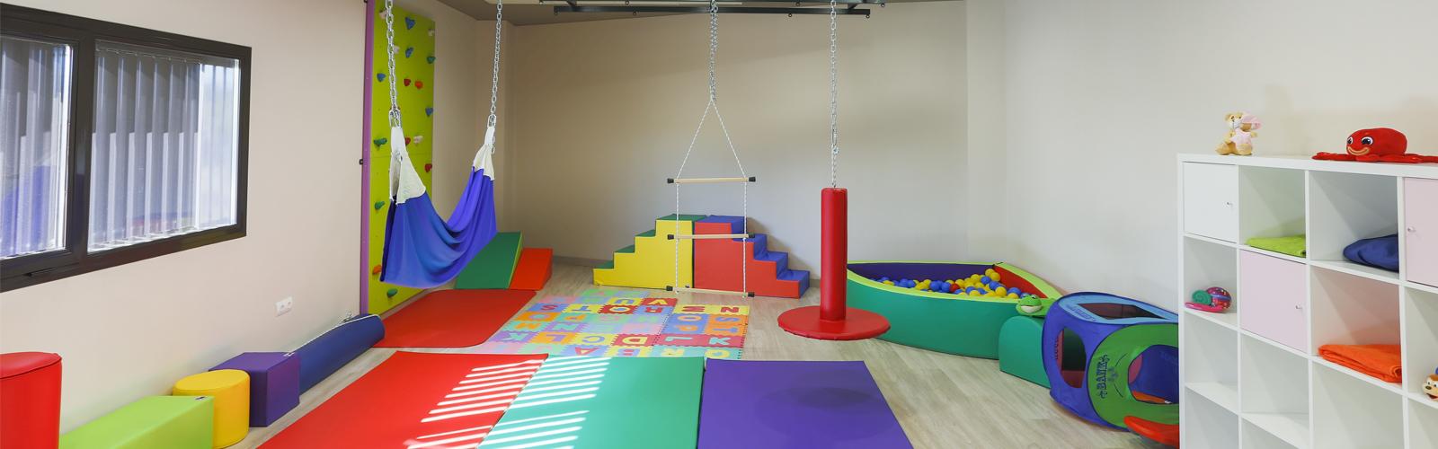 Sala de integración sensorial