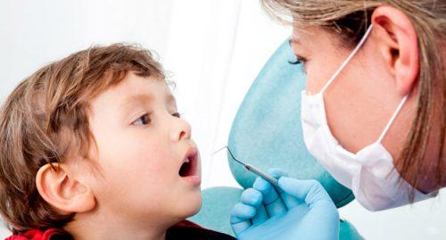 Servicio de odontopediatría en Sevilla