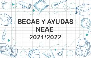 becas neae 2021