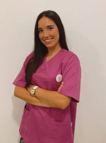 Maria Algar Ramirez. Grado fisioterap ia. Grado terapia ocupacional. Máster terapia manual. Experto en fisioterapia pediátrica.