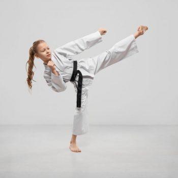 Karate en espartinas